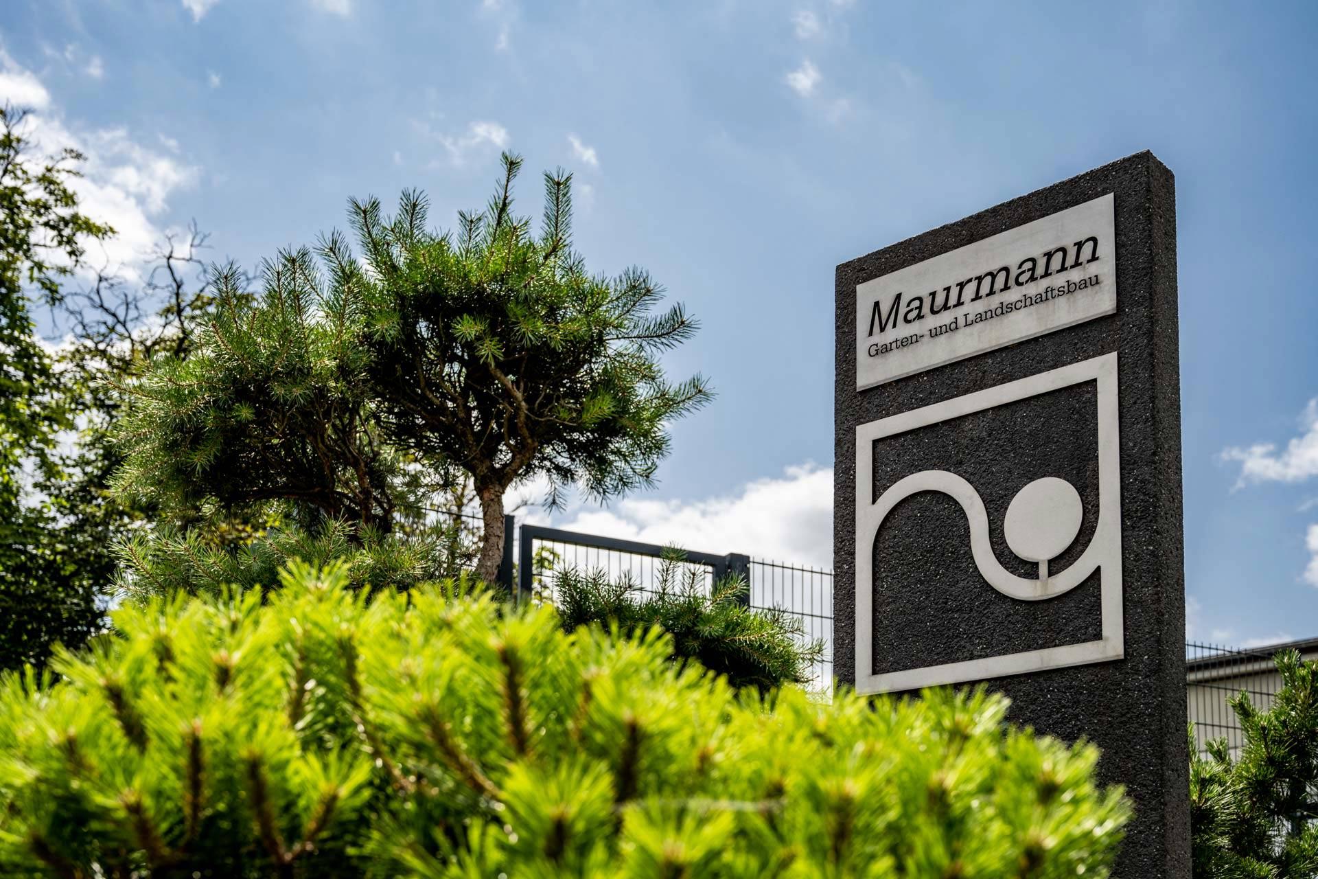 Maurmann Einfahrt